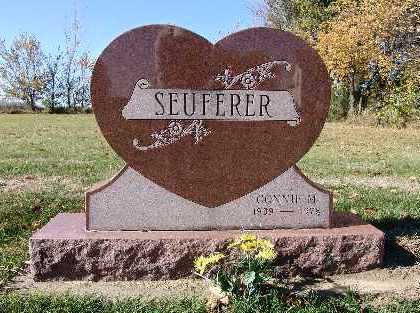 SEUFERER, CONNIE M. - Warren County, Iowa | CONNIE M. SEUFERER
