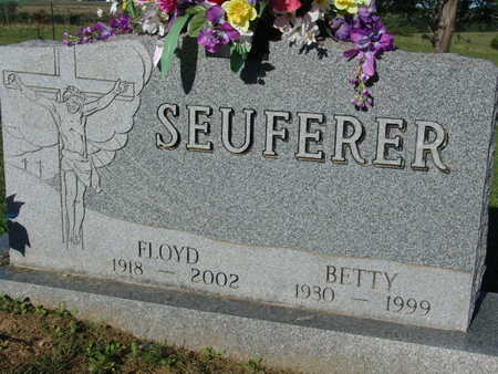 SEUFERER, BETTY - Warren County, Iowa | BETTY SEUFERER