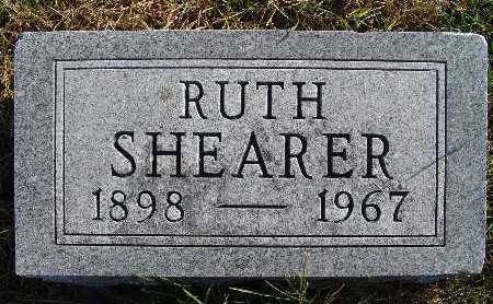 SHEARER, RUTH - Warren County, Iowa | RUTH SHEARER