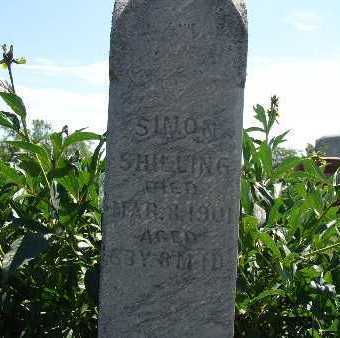 SHILLING, SIMON - Warren County, Iowa | SIMON SHILLING