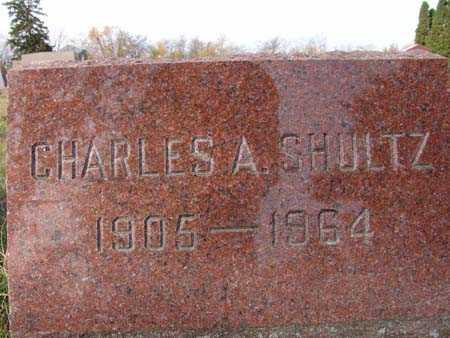 SHULTZ, CHARLES A. - Warren County, Iowa | CHARLES A. SHULTZ