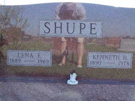 SHUPE, KENNETH H - Warren County, Iowa | KENNETH H SHUPE