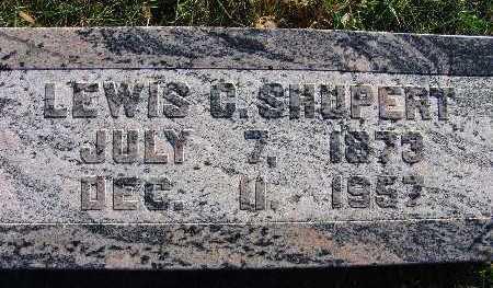 SHUPERT, LEWIS C. - Warren County, Iowa | LEWIS C. SHUPERT