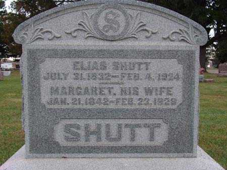 SHUTT, MARGARET - Warren County, Iowa | MARGARET SHUTT