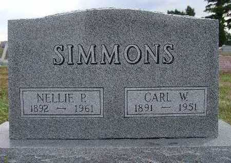 SIMMONS, CARL W. - Warren County, Iowa | CARL W. SIMMONS