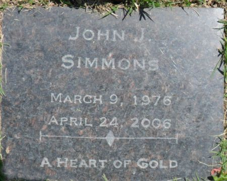 SIMMONS, JOHN J. - Warren County, Iowa | JOHN J. SIMMONS