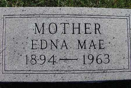 SMITH, EDNA MAE - Warren County, Iowa | EDNA MAE SMITH