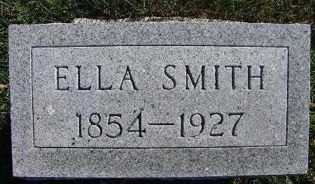 SMITH, ELLA - Warren County, Iowa | ELLA SMITH