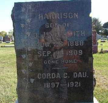 SMITH, HARRISON - Warren County, Iowa | HARRISON SMITH
