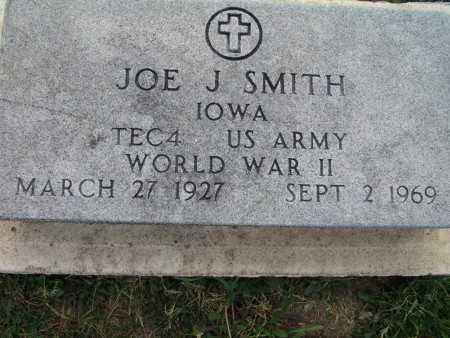 SMITH, JOE J. - Warren County, Iowa | JOE J. SMITH