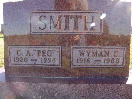 SMITH, WYMAN C. - Warren County, Iowa | WYMAN C. SMITH