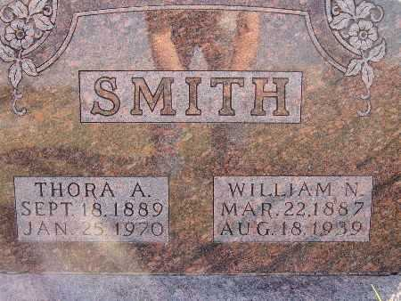 SMITH, THORA A. - Warren County, Iowa | THORA A. SMITH