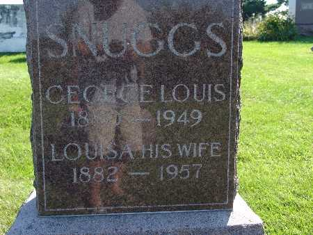 SNUGGS, GEORGE LOUIS - Warren County, Iowa | GEORGE LOUIS SNUGGS