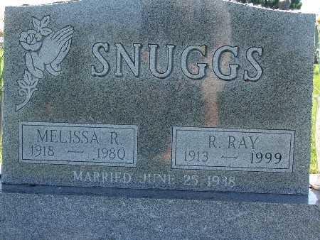 SNUGGS, R RAY - Warren County, Iowa | R RAY SNUGGS