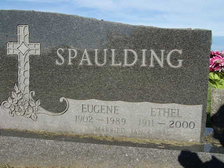 SPAULDING, ETHEL - Warren County, Iowa | ETHEL SPAULDING