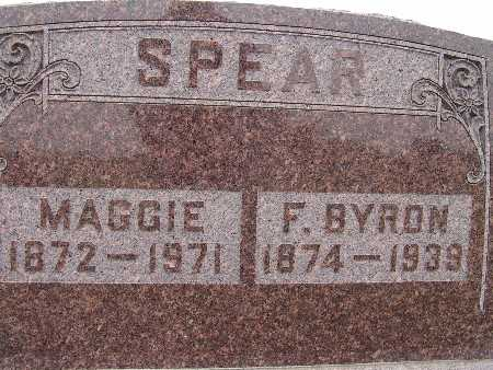 SPEAR, MAGGIE - Warren County, Iowa | MAGGIE SPEAR