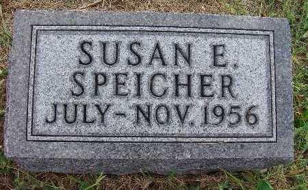 SPEICHER, SUSAN E. - Warren County, Iowa | SUSAN E. SPEICHER