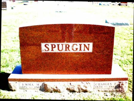 SPURGIN, EMMA M. - Warren County, Iowa | EMMA M. SPURGIN