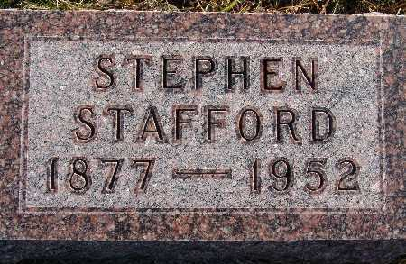 STAFFORD, STEPHEN - Warren County, Iowa | STEPHEN STAFFORD