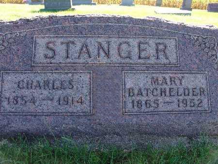 STANGER, CHARLES - Warren County, Iowa | CHARLES STANGER