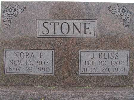 STONE, J. BLISS - Warren County, Iowa | J. BLISS STONE