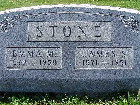 STONE, JAMES S. - Warren County, Iowa | JAMES S. STONE