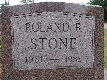 STONE, ROLAND R. - Warren County, Iowa | ROLAND R. STONE