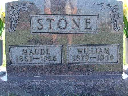 STONE, MAUDE - Warren County, Iowa | MAUDE STONE