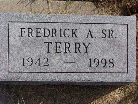 TERRY, FREDRICK A. SR. - Warren County, Iowa | FREDRICK A. SR. TERRY