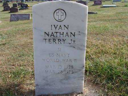 TERRY, IVAN NATHAN JR. - Warren County, Iowa   IVAN NATHAN JR. TERRY