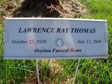 THOMAS, LAWRENCE RAY - Warren County, Iowa | LAWRENCE RAY THOMAS