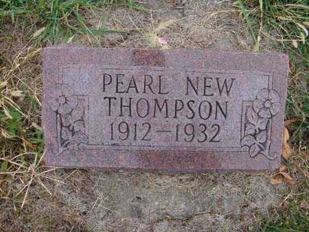 THOMPSON, PEARL NEW - Warren County, Iowa | PEARL NEW THOMPSON