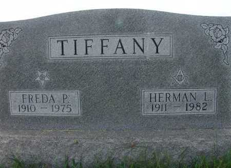 TIFFANY, FREDA P. - Warren County, Iowa | FREDA P. TIFFANY