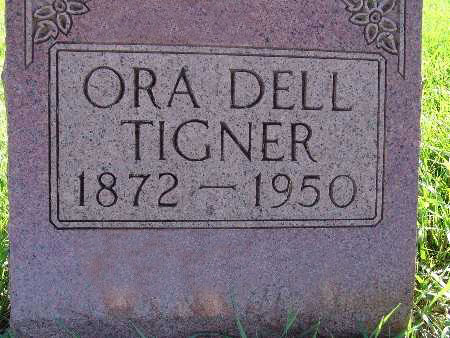 TIGNER, ORA DELL - Warren County, Iowa | ORA DELL TIGNER