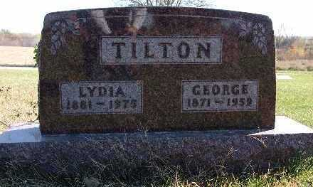TILTON, GEORGE - Warren County, Iowa | GEORGE TILTON