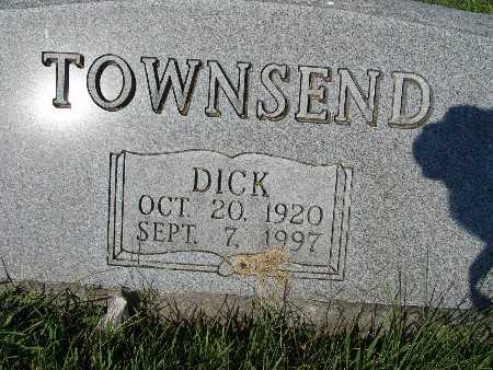 TOWNSEND, DICK - Warren County, Iowa | DICK TOWNSEND