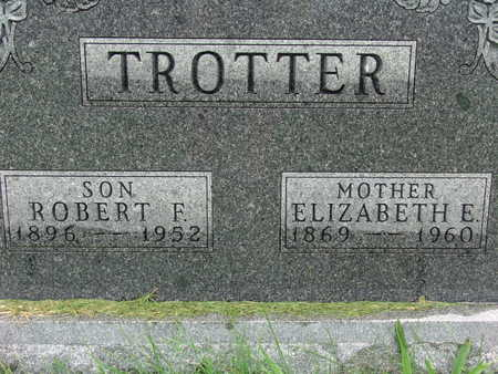 TROTTER, ROBERT F - Warren County, Iowa | ROBERT F TROTTER