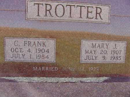 TROTTER, MARY J. - Warren County, Iowa | MARY J. TROTTER