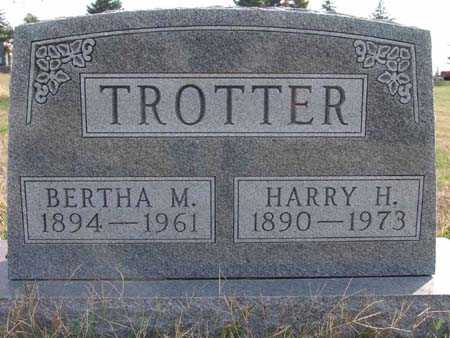 TROTTER, HARRY H. - Warren County, Iowa | HARRY H. TROTTER