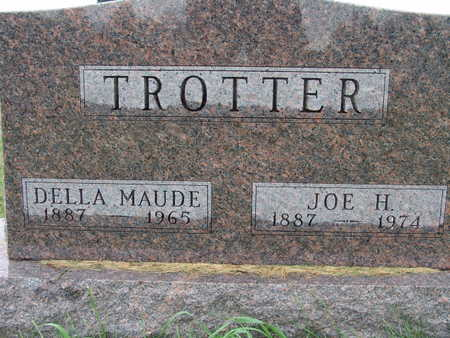 TROTTER, JOE H - Warren County, Iowa | JOE H TROTTER
