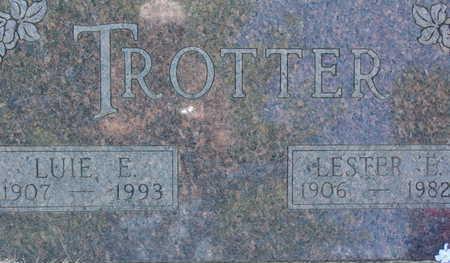 TROTTER, LUIE E - Warren County, Iowa | LUIE E TROTTER