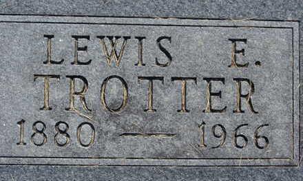 TROTTER, LEWIS E - Warren County, Iowa | LEWIS E TROTTER