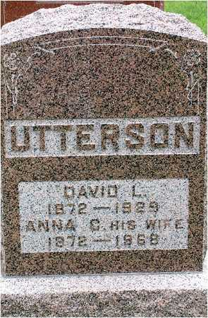 UTTERSON, DAVID L. - Warren County, Iowa | DAVID L. UTTERSON