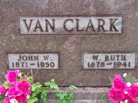 VANCLARK, JOHN W - Warren County, Iowa | JOHN W VANCLARK