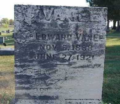 VAN EE, EDWARD - Warren County, Iowa | EDWARD VAN EE