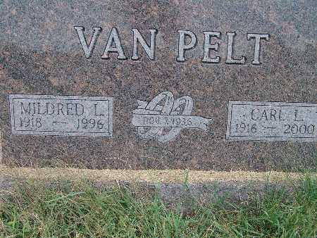 VAN PELT, CARL L. - Warren County, Iowa | CARL L. VAN PELT