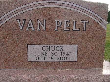 VAN PELT, CHUCK - Warren County, Iowa | CHUCK VAN PELT