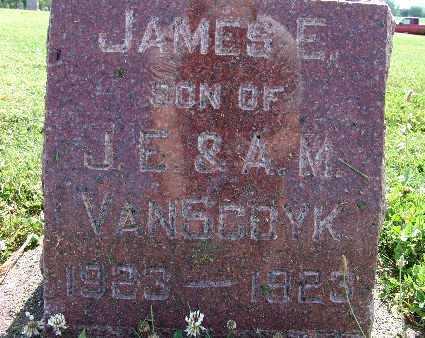 VAN SCOYK, JAMES E. - Warren County, Iowa | JAMES E. VAN SCOYK