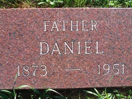 VANDERLINDEN, DANIEL - Warren County, Iowa   DANIEL VANDERLINDEN