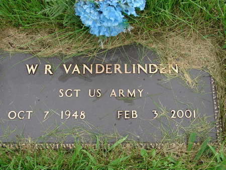 VANDERLINDEN, W R - Warren County, Iowa | W R VANDERLINDEN